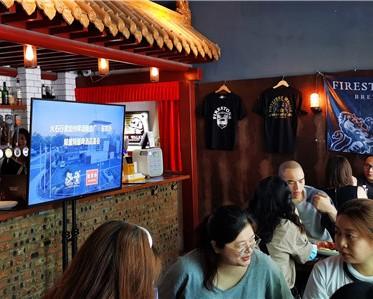美国火石行者加州啤酒酿造厂首场精酿啤酒品鉴会