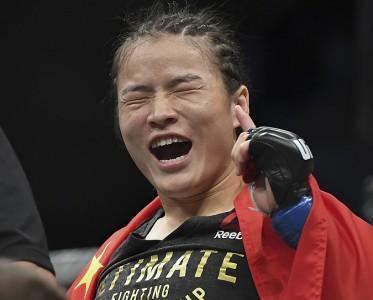 UFC261倒計時:張偉麗vs羅斯 下集