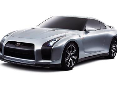 全新日产战神GT-R