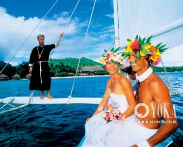 全球6大创意婚礼酒店