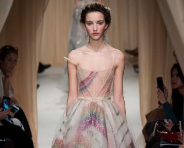 Valentino 2015春夏高定系列