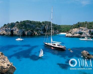 地中海边的奢华风情