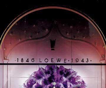 Loewe古董包品牌潮流制造者