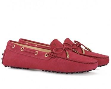 Tod's豆豆鞋 始于133颗软橡胶粒