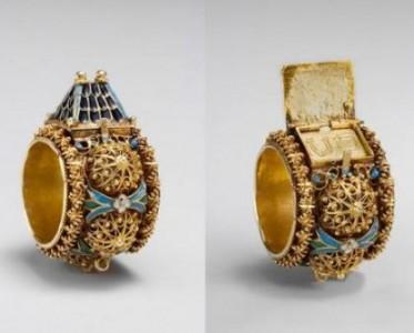 探秘不为人知的世界上第一枚订婚戒指