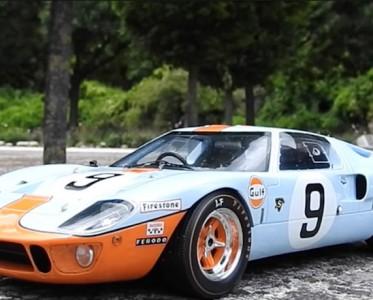 《四万说车》GT40一言不合就造赛车