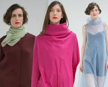 巴黎16秋冬高定时装周:Adeline Andre