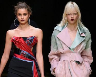 巴黎16秋冬高定时装周-Atelier Versace