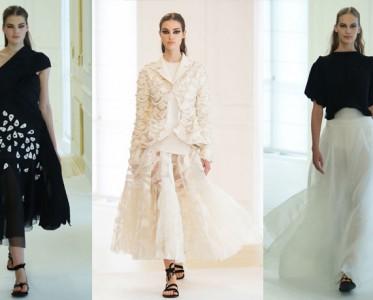 巴黎16秋冬高定时装周:Christian Dior