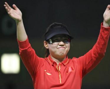 2016里约奥运会 中国队夺金时刻