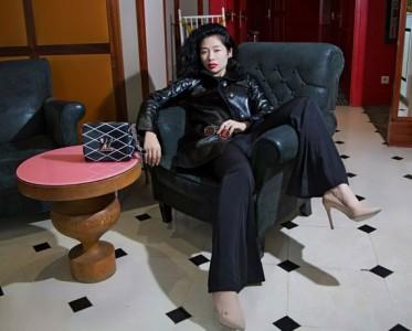 YOKA 雌和尚型走时装周:雌和尚街拍传授摆pose秘籍