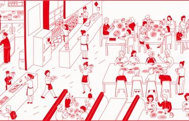北京嘉里中心饎街美食8月6日重磅开幕