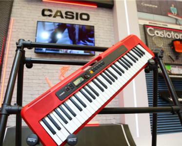 卡西欧新品首发燃动2019中国国际乐器展 DJ OKAWARI现身助阵