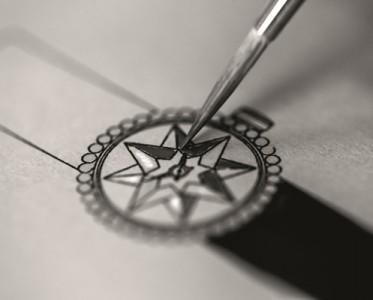 迪奧高級腕表 書寫星辰與玫瑰的故事