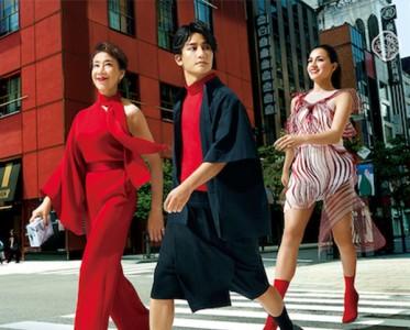 SHISEIDO资生堂点亮上海双子塔,传递美出圈能量