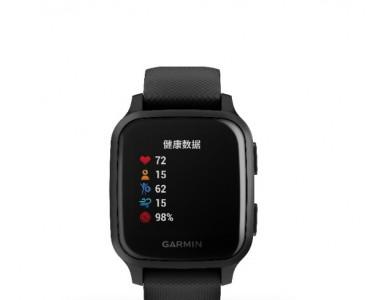 Garmin发布全新GPS智能手表VENU SQ