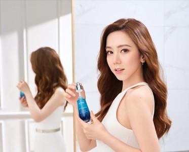 碧欧泉冻龄「小蓝瓶」精华分皮层修护 强屏障嫩肤质