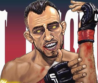 UFC262預測:夜魔背水一戰能否再次登頂?