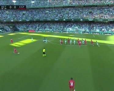 西甲比赛集锦 西班牙人vs贝蒂斯