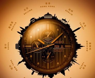 跟着腕表去旅行 以建筑与目的地为灵感的腕表