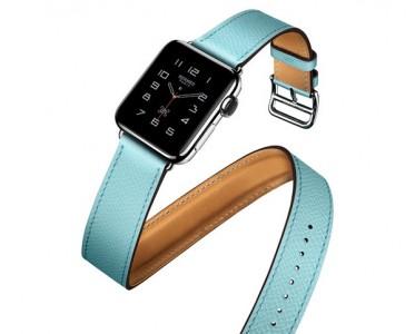 iPhone出红色版 Apple watch爱马仕表带出新色