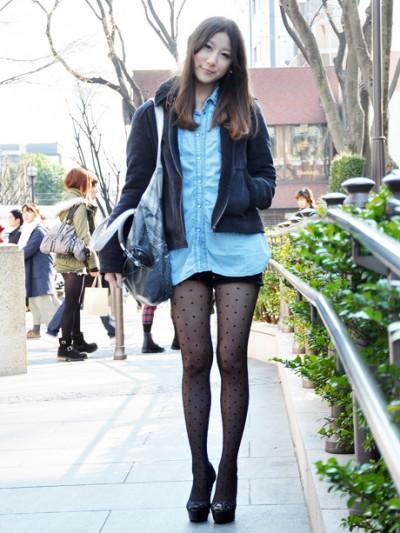5月上半月街拍日本最佳美女