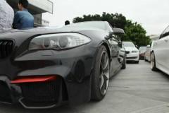 这是属于BMW 5-series车主的一天!华南区5系车主大聚会:最成功的商务行政座驾你们值得拥有!并且,不像奔驰E级的庄重,A6L的官场