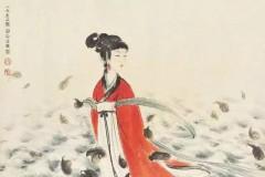 """小草们作为传统文化的迷妹迷弟一定对秋天有关的古诗词不陌生如果说""""千古吟秋第一句""""那定是先秦文豪屈原的《九歌·湘夫人》袅袅兮秋风,洞庭波兮木"""