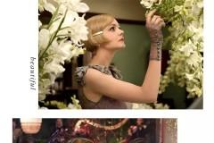 上世纪20年代,小礼服还是欧洲上层人士聚会的「敲门砖」。餐桌上的高贵优雅与舞池里的华美摇曳,粲焕耀眼,将奢华瑰丽声张。随着时代的推进,小礼