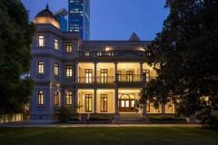 _简介精心修缮后的Prada荣宅将于2017年10月17日对外开放。坐落于上海市中心,此宅邸历史可远溯至20世纪初期,当时名门望族荣宗敬家