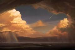 楔子Artworks by Ignasi Monreal伟大的艺术家代达罗斯之子伊卡洛斯 (Icarus )因得罪天神宙斯,与父亲受困