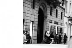 _明星演绎和杜鹃在米兰不期而遇。#012018. 02. 21 / 4:45pm米兰Via Monte Napoleone#022018.