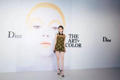 """二零一八年三月二十一日,""""DIOR, THE ART OF COLOR""""艺术展预览活动于MOCA上海当代艺术馆盛大启幕。超过四百五十名来宾"""