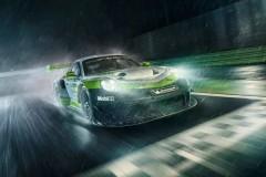 保时捷将于本周纽伯格林24小时耐力赛期间发布全新的911 GT3 R赛车,新款911 GT3 R将成为保时捷依照FIA GT3规则研发的第
