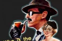 发生命案了一位侦探正在盘问妙龄女子侦探:你和他什么关系?女子:我们只不过是普通朋友但是他每天都陪在我身边!侦探:那你们的关系不简单!女子: