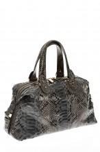 阿玛尼蛇皮手提包