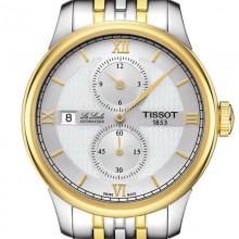 天梭力洛克规范指针腕表