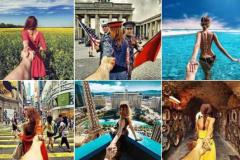 如何拍出朋友圈点赞最多的旅行打卡照?
