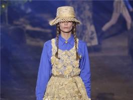 2020春夏巴黎时装周 Dior 秀