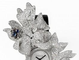 顶级奢华 CINDY CHAO艺术珠宝腕表