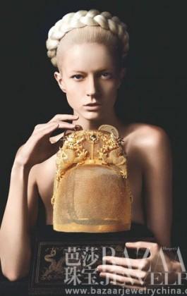 跨时代珠宝盛宴 艺术花丝写意精雕