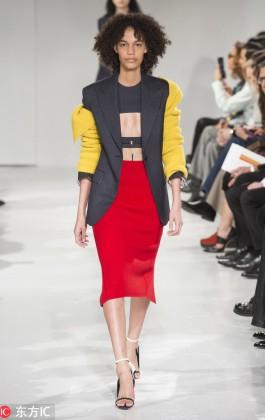 昙花一现的Calvin Klein 205W39Nyc 重温下这些绝版设计