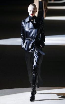 2020秋冬巴黎时装周 Saint Laurent 秀