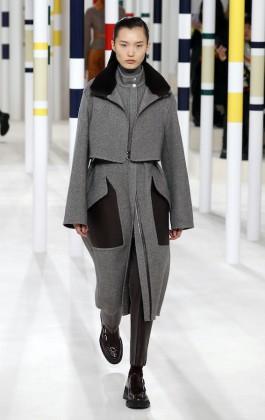 2020秋冬巴黎时装周 Hermes 秀