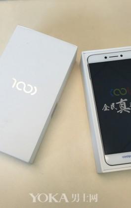 乐视、酷派联合出品首款手机cool1 dual生态手机