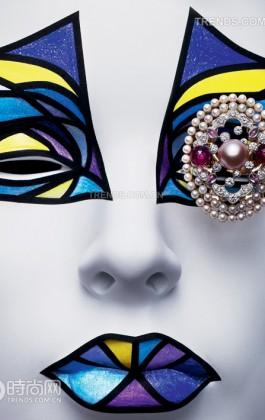 威尼斯狂欢 珠宝的艺术之美