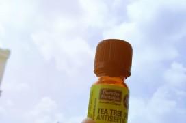 # 抢新品No.155 # 可以消痘痘的茶树油