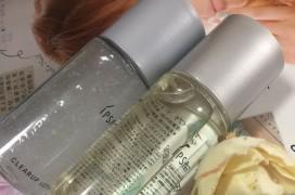 茵芙莎流金水自律清理液体验报告