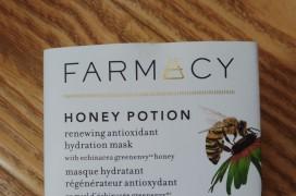 Farmacy蜂蜜抗氧化补水面膜