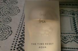 【試用報告】 IPSA流金歲月凝潤美膚水 ~~
